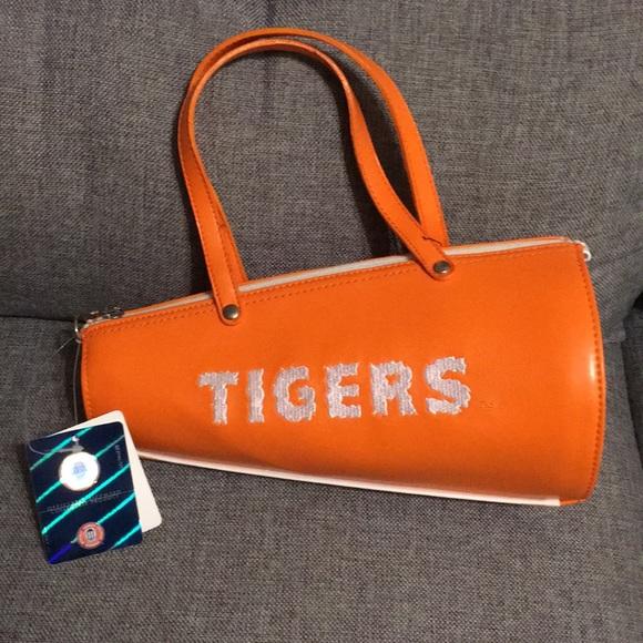 2bfcfa6cfe3 Bags   Nwt Clemson Tigers Orange Megaphone Purse   Poshmark